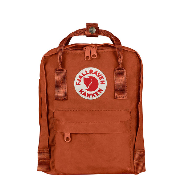 Fjallraven Kanken Mini Autumn Leaf