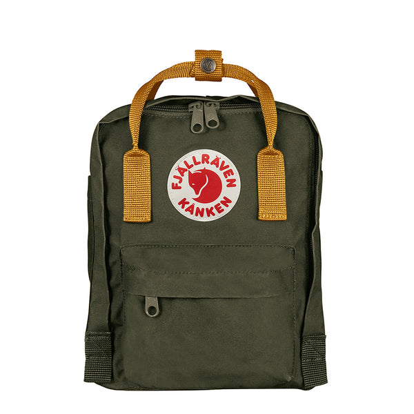 Fjallraven Kanken Mini Deep Forest / Acorn