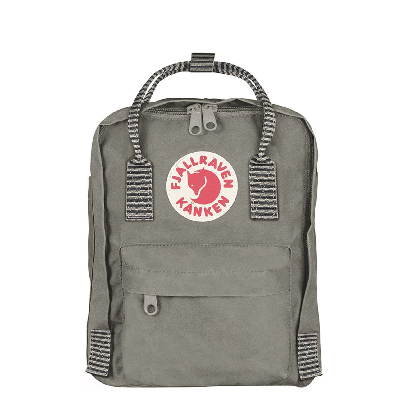 3592730c49709 Fjallraven Kanken Mini Fog   Striped