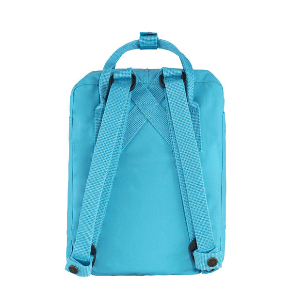 Fjallraven Kanken Mini Backpack Deep Turquoise