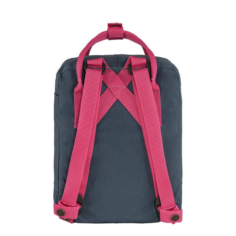 Fjallraven Kanken Mini Backpack Royal Blue / Flamingo