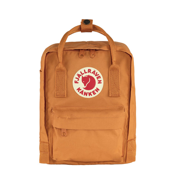 Fjallraven Kanken Mini Backpack Spicy Orange