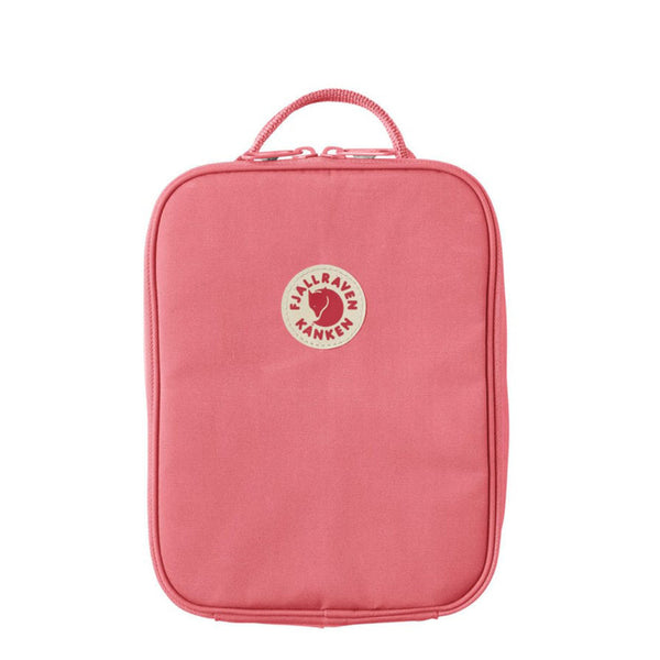 Fjallraven Kanken Cooler Lunch Bag Peach Pink