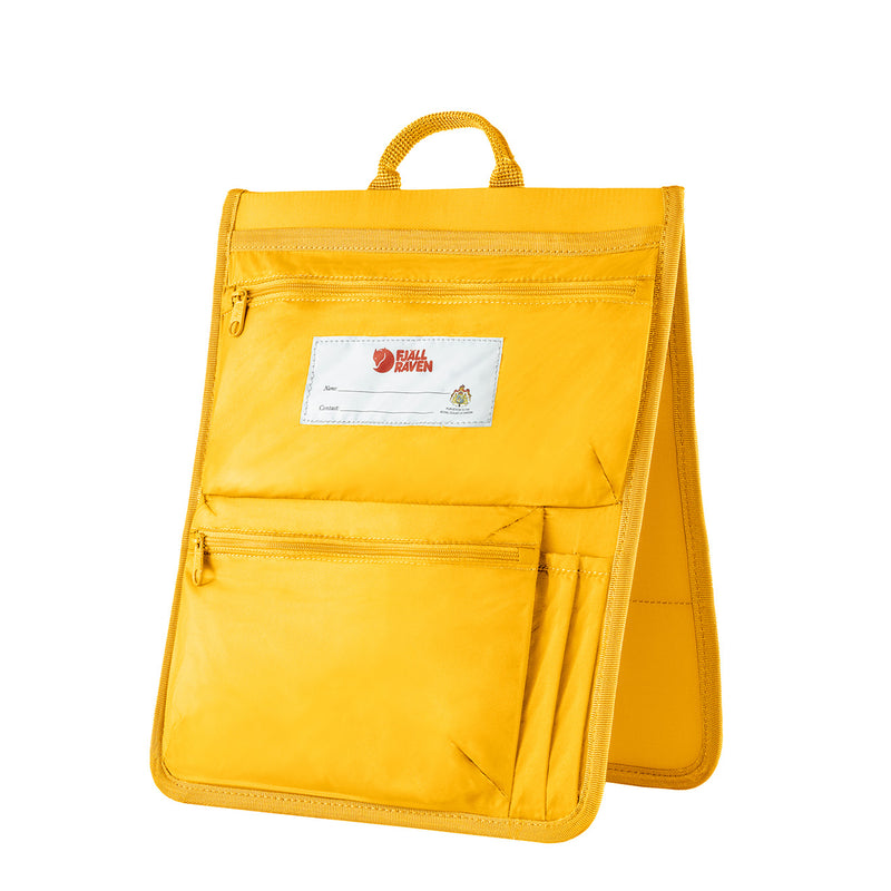 Fjallraven Kanken Organizer Warm Yellow