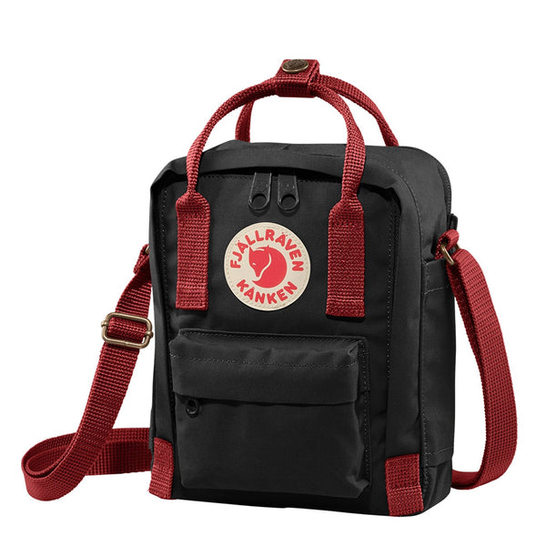 fjallraven-kanken-sling-cross-body-bag-black-ox-red-1