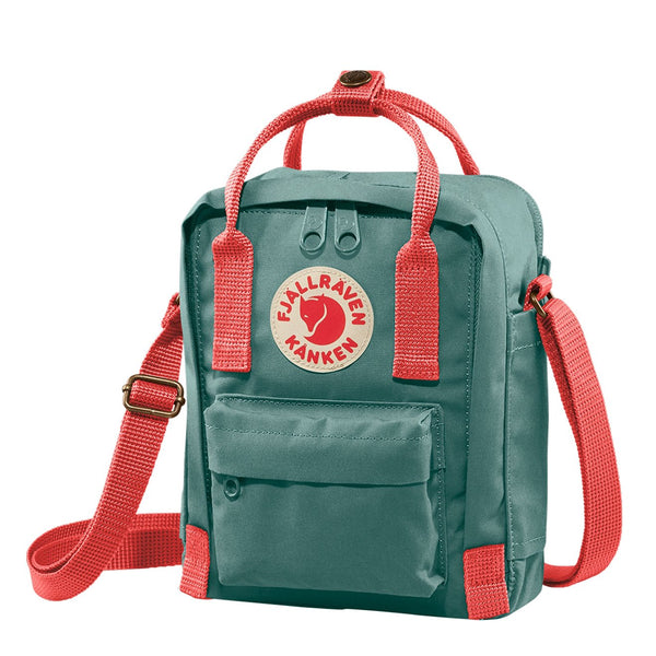 fjallraven-kanken-sling-cross-body-bag-frost-green-peach-pink-1