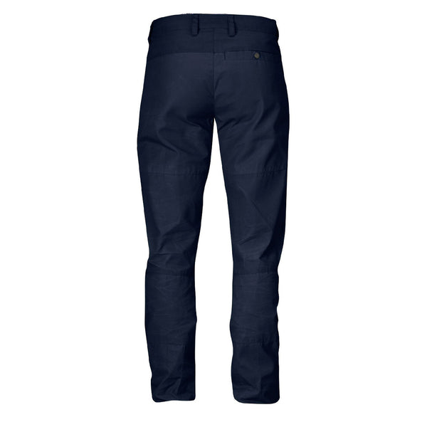 Fjallraven Nils Trousers Dark Navy