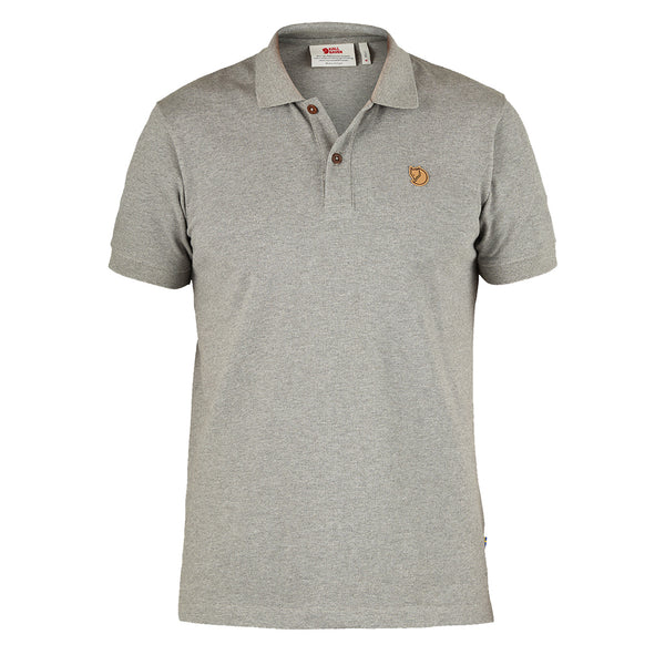 Fjallraven Ovik Polo Shirt Grey