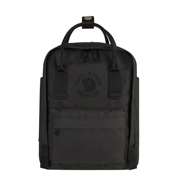 Fjallraven Re-Kanken Mini Backpack Black