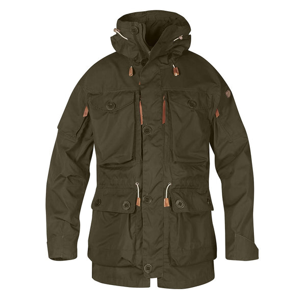 Fjallraven Smock No 1 Dark Olive
