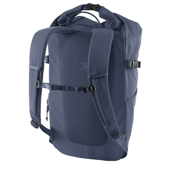 Fjallraven Ulvo Rolltop 23 Backpack Mountain Blue