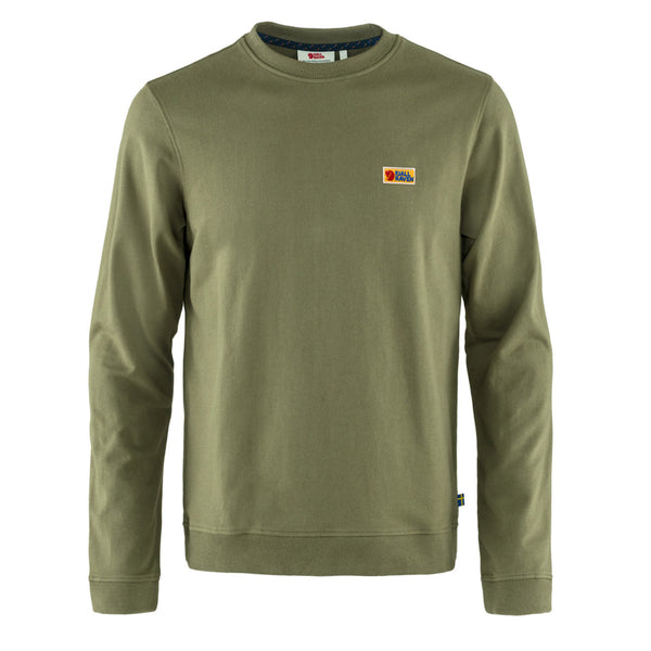 Fjallraven Vardag Sweater Green