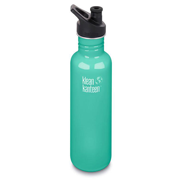 Klean Kanteen Classic Sports Cap 800ml Sea Crest