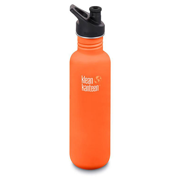 Klean Kanteen Classic Sports Cap 800ml Sierra Sunset