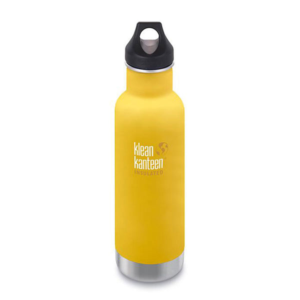 Klean Kanteen Classic Vacuum Insulated 592ml Lemon Curry