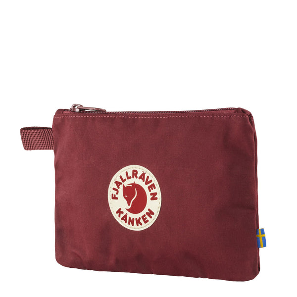 Fjallraven Kanken Gear Pocket Ox Red