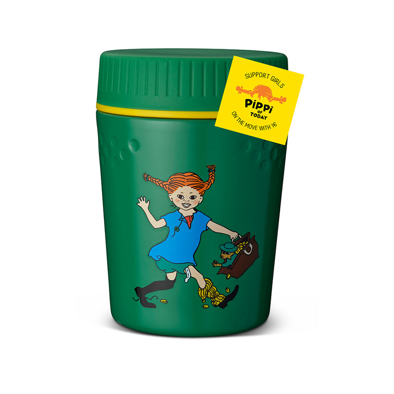 Primus Trailbreak Lunch Jug 400ml Pippi Longstocking Green