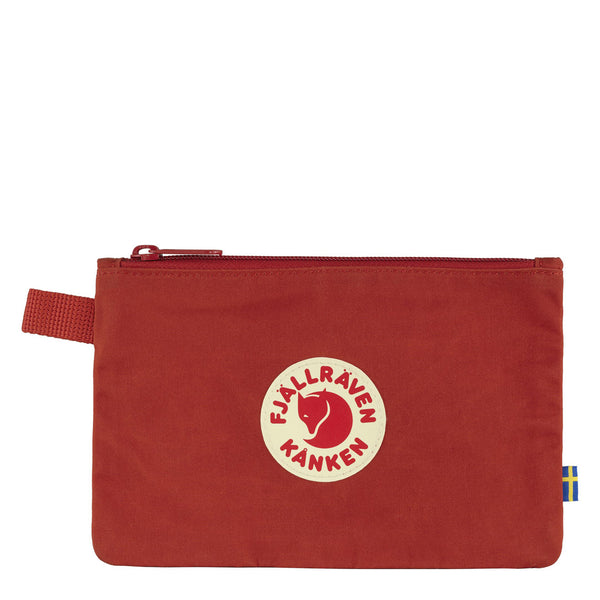 Fjallraven Kanken Gear Pocket True Red
