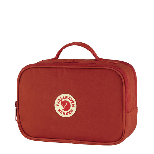 Fjallraven Kanken Toiletry Bag True Red