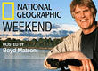 Suzi on National Geographic Radio