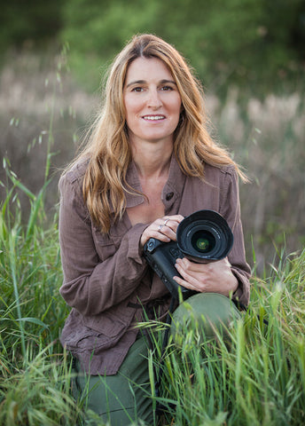 Wildlife photographer, Suzi Eszterhas