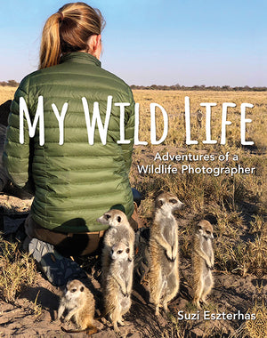 Children's Book, My Wild Life *PRE-ORDER