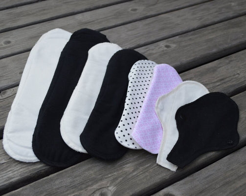Washable Cotton Cloth Pads