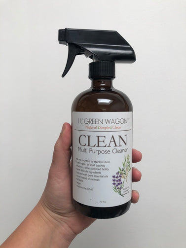 Lil Green Wagon Multi Purpose Cleaner