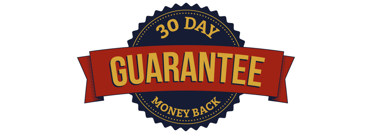 The Klaren Clean 30 Day Guarantee