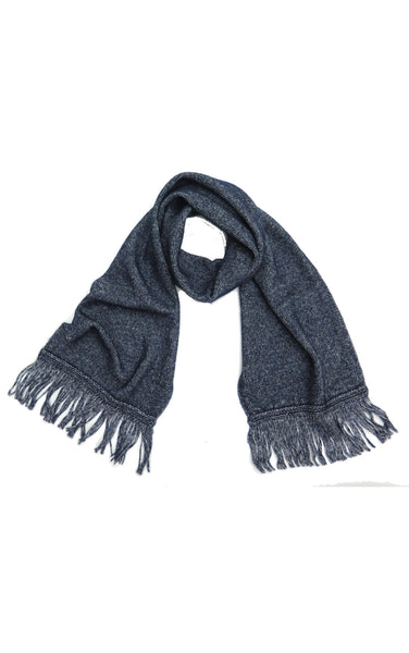 Luxe Scarf in Midnight