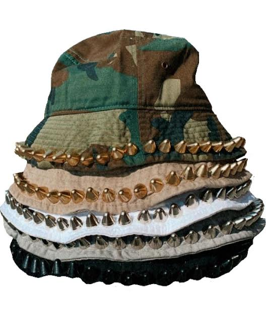 Studmuffin NYC Spike Bucket Hat - More Colors