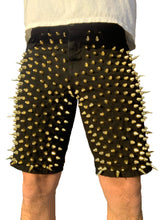 Load image into Gallery viewer, Studmuffin NYC Liberty Denim Shorts - More Colors