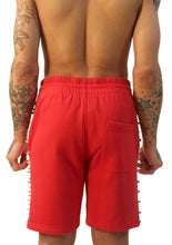 Load image into Gallery viewer, Studmuffin NYC Spike Sweat Shorts - More Colors