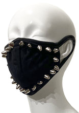 Load image into Gallery viewer, Studmuffin NYC Spike Face Mask - More Colors