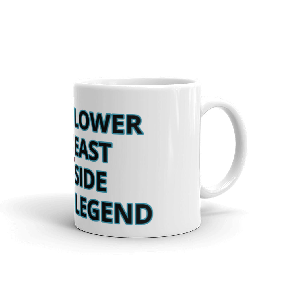 Studmuffin NYC Lower East Side Legend Mug