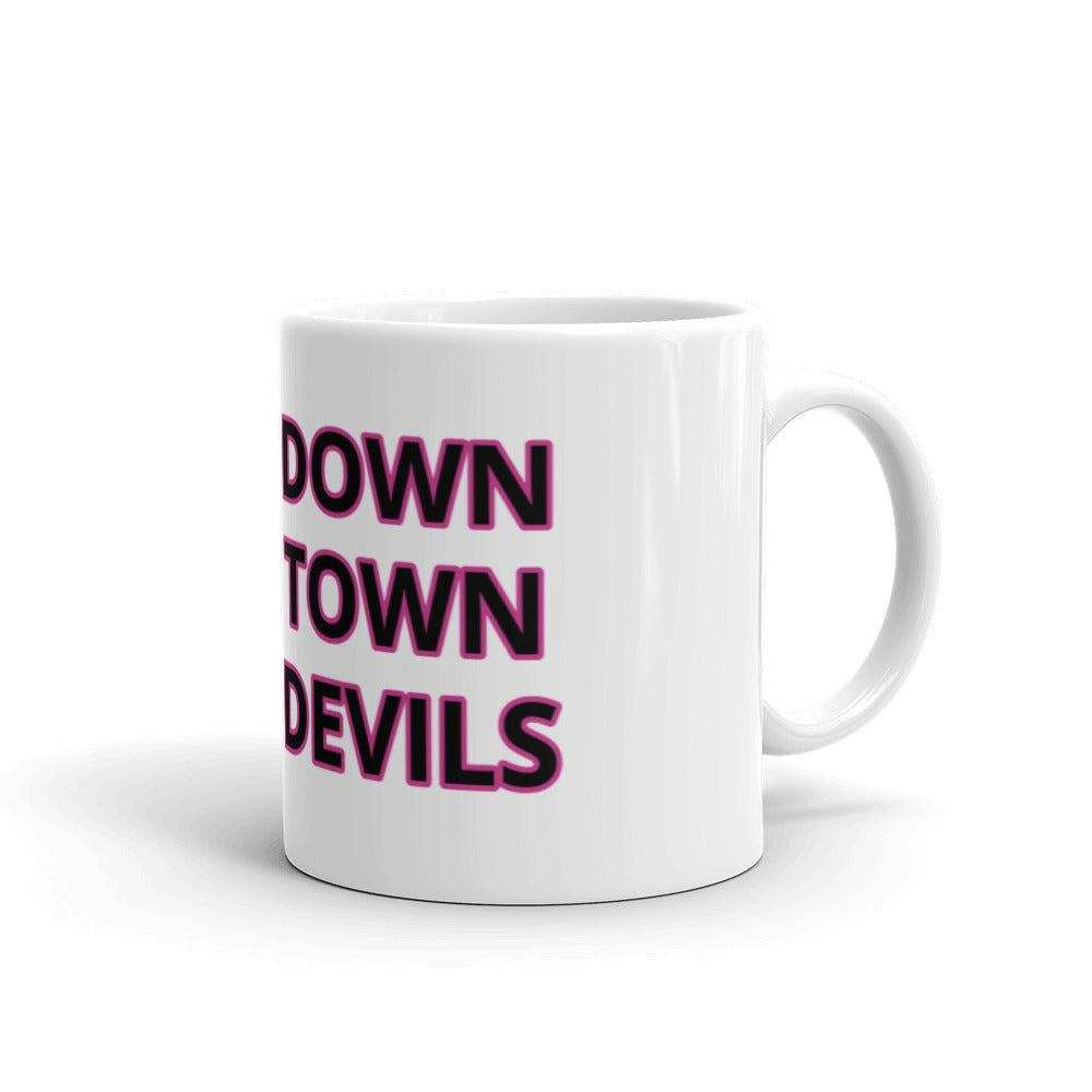 Studmuffin NYC Downtown Devils Mug