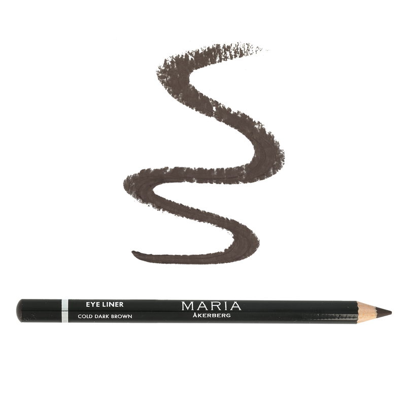 EYELINER COLD DARK BROWN