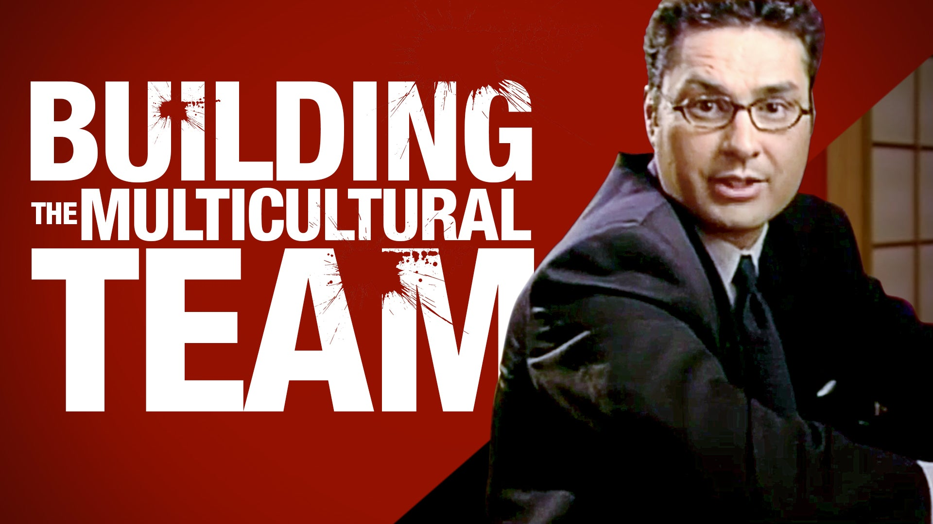 Building the Multicultural Team