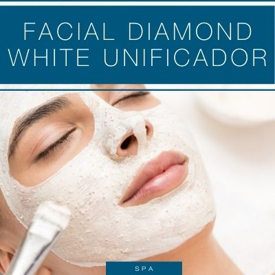 Facial Diamond White Unificador