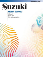 Load image into Gallery viewer, Suzuki Violin School - Volume 5: Violin Part