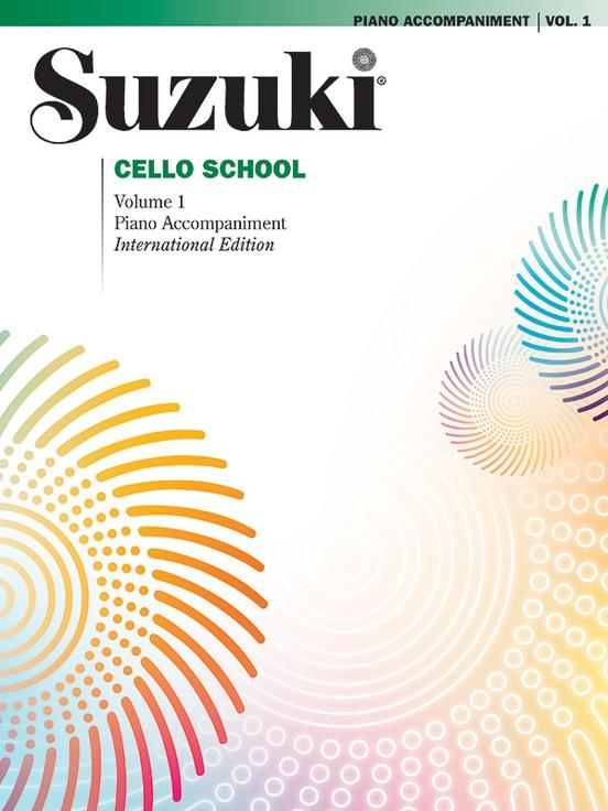 Suzuki Cello School Volume 1 - Piano Accompaniment