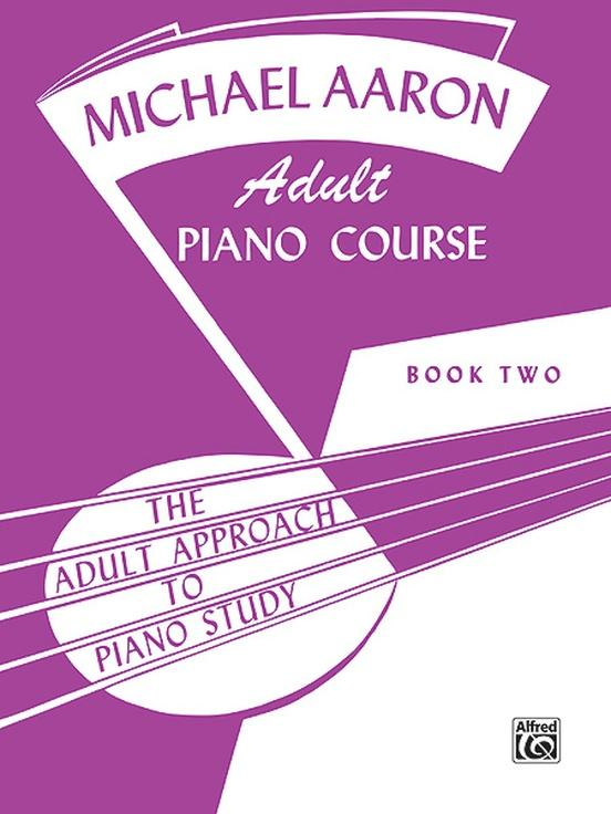 Adult Piano Course - 2, Michael Aaron