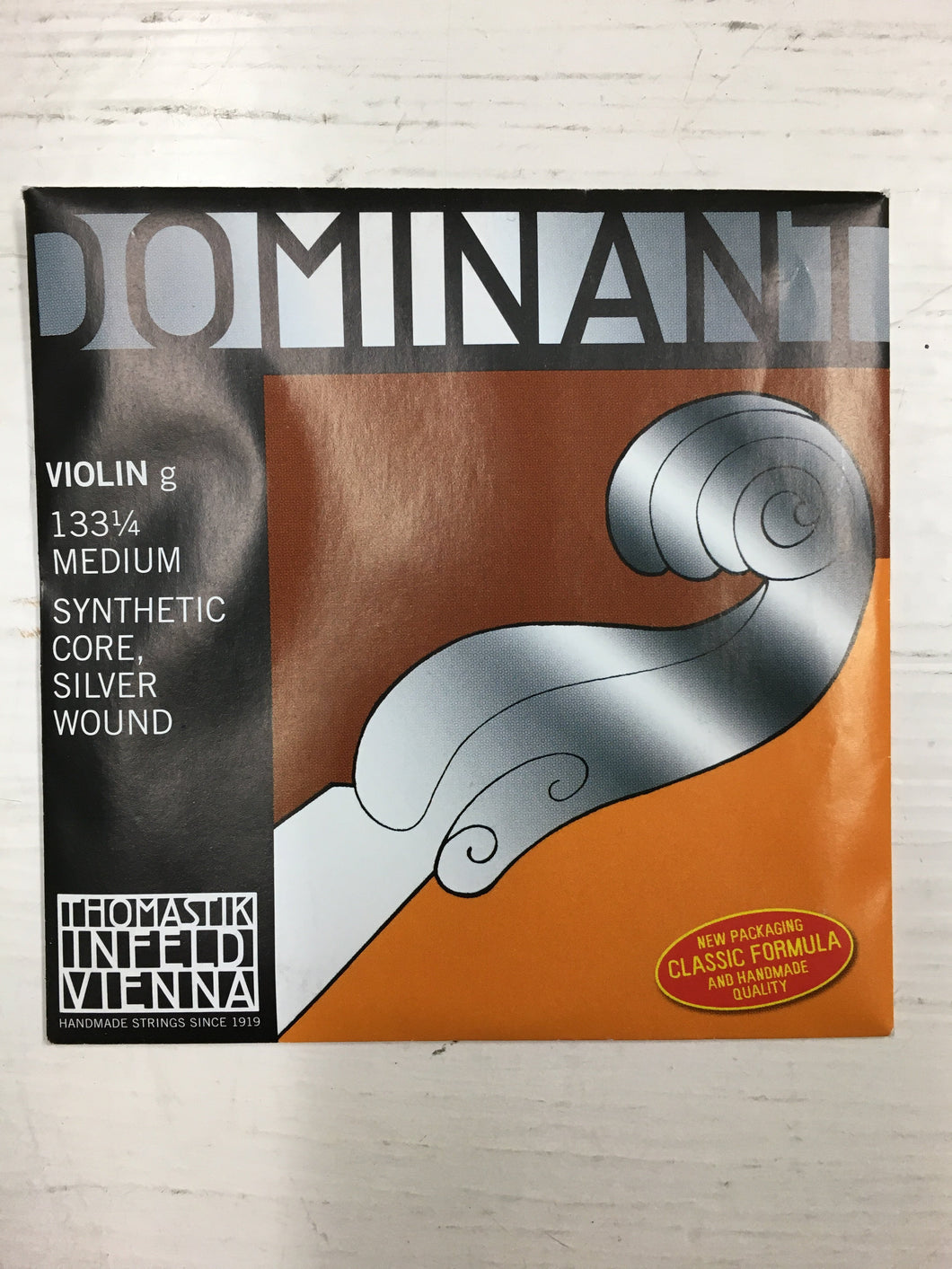 Violin G-String 1/4 - Dominant