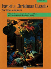 Load image into Gallery viewer, Favorite Christmas Classics for Solo Sings (Med. High), Ed. Patrick M. Liebergen