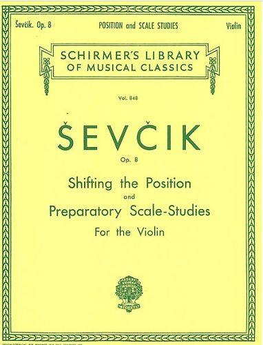 School of Violin Technics - Part III - Shifting (Changing the Position), Sevcik