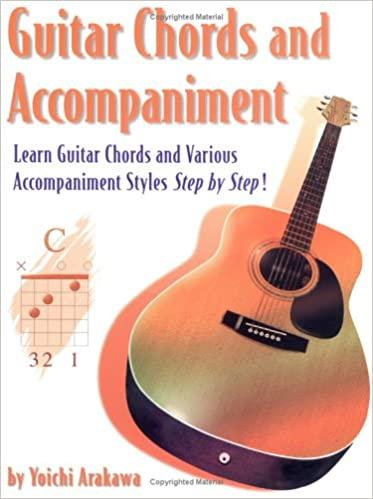 Guitar Chords and Accompaniment, Yoichi Arakawa