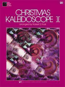 Christmas Kaleidoscope Book 2 - Pink Cover (Cello), Robert S. Frost