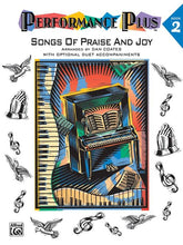 Load image into Gallery viewer, Performance Plus: Songs of Praise and Joy - 2, Arr. by Dan Coates