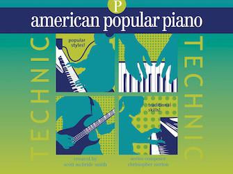 American Popular Piano Technic Prep, Christopher Norton