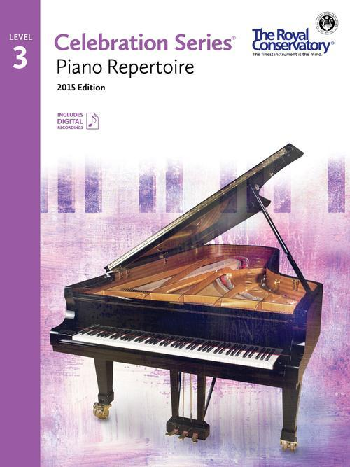RCM Piano Repertoire 2015 Level 3